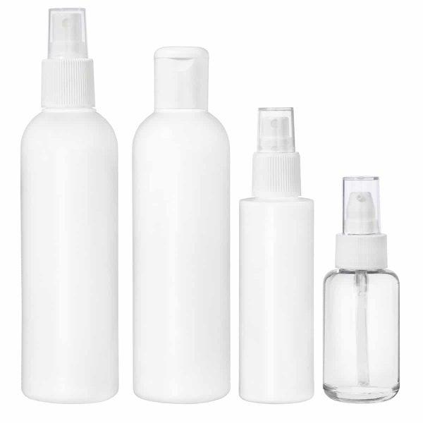 Bottles for Cosmetics