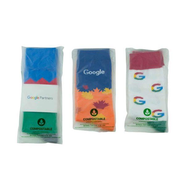 Bag Packaging for Socks