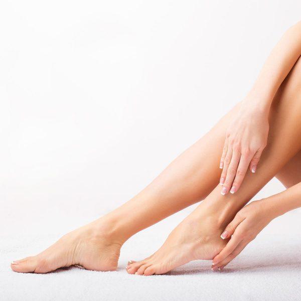 Crema para pies Natural y Orgánica